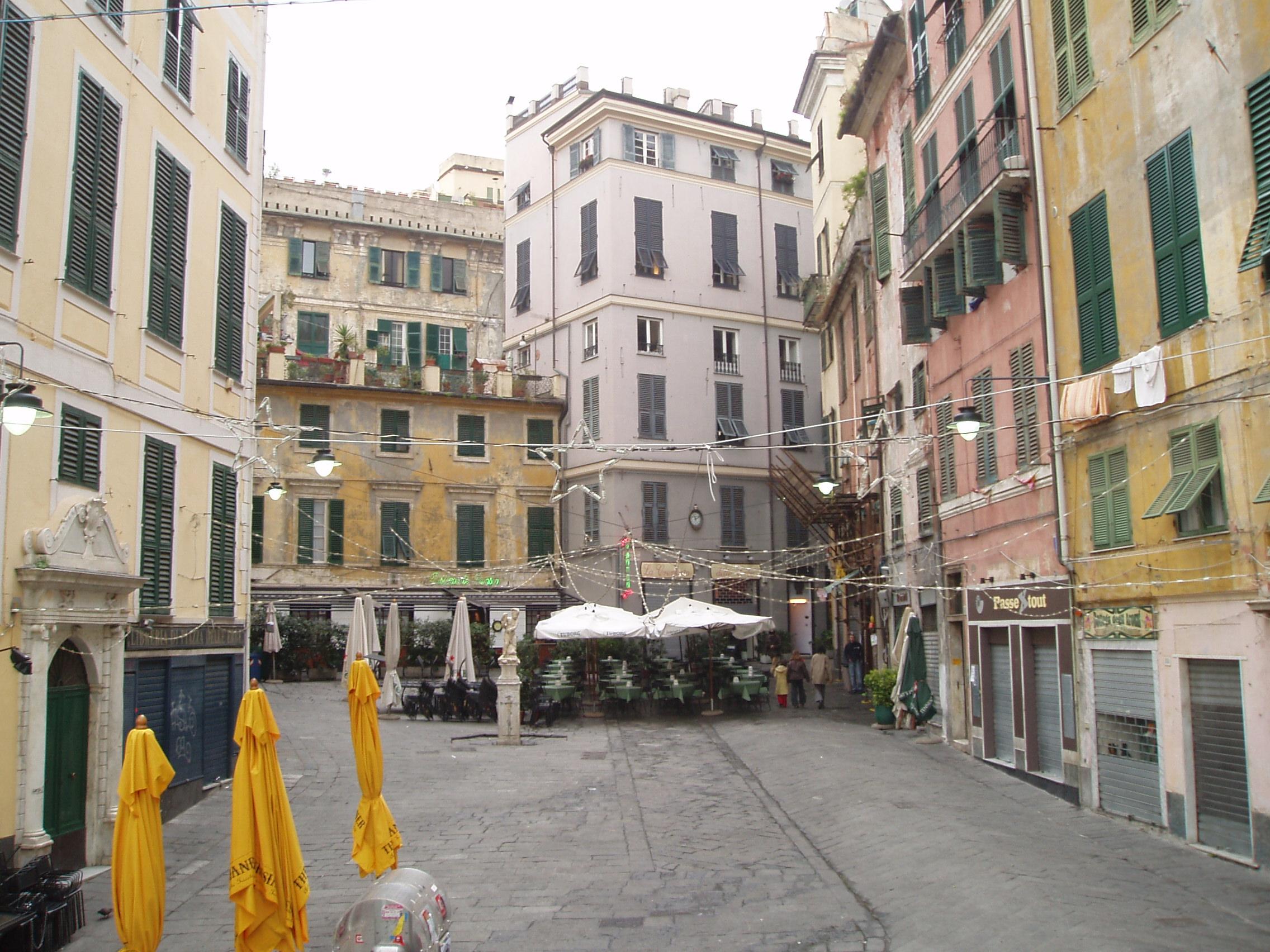 Bed And Breakfast La Maddalena A Genova